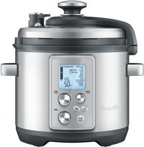 Breville Bpr700bss Fast And Slow Cooker