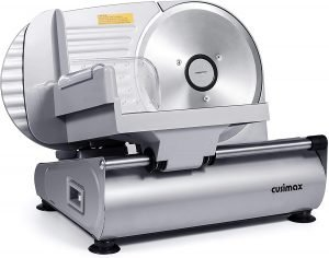 Cusimax Cmfs 200 Electric Food Meat Slicer