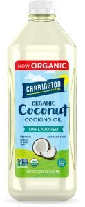 Carrington Farms' Coconut Cooking Oil Unflavored