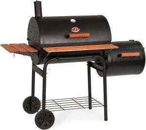Char Griller E1224 Smokin Pro Offset Smoker