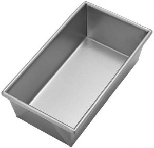 Chicago Metallic Commercial Ii 1 Pound Loaf Pan