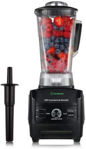 Cleanblend 2001 Commercial Juicer And Blender Combo