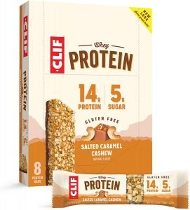 Clif Whey Protein Snack Bars
