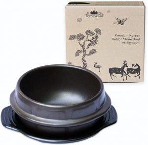Crazy Korean Cooking Stone Bowl