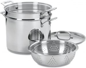 Cuisinart 2 Chef's Classic Stainless Set