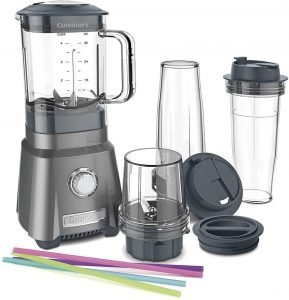 Cuisinart Cpb 380 Hurricane Compact Juicer And Blender Combo