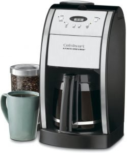 Cuisinart Dgb 550bkp1 Grind & Brew Automatic Coffee Maker