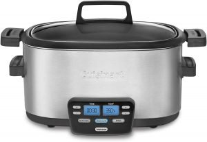 Cuisinart Msc 600 Multi Cooker