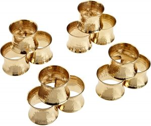 Dii Camz77115 Basic Everyday Napkin Rings