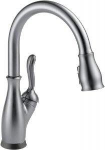 Delta Leland Single Handle Kitchen Faucet