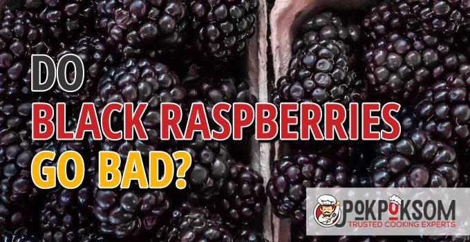 Do Black Raspberries Go Bad