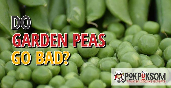 Do Garden Peas Go Bad