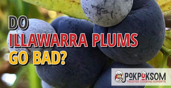 Do Illawarra Plums Go Bad
