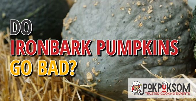 Do Ironbark Pumpkins Go Bad