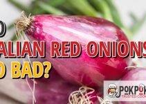 Do Italian Red Onions Go Bad