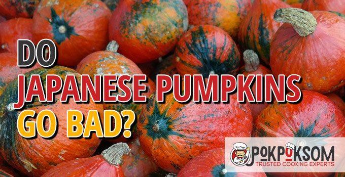 Do Japanese Pumpkins Go Bad