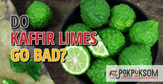 Do Kaffir Limes Go Bad