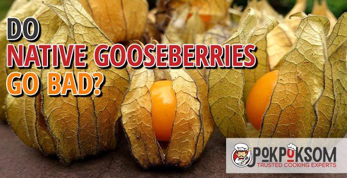 Do Native Gooseberries Go Bad