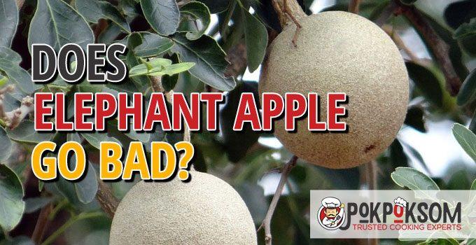Does Elephant Apple Go Bad