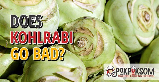 Does Kohlrabi Go Bad
