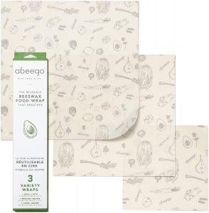 Eney Premium Organic Beeswax Wraps