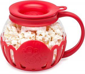 Ecolution Original Microwave Micro Popcorn Popper