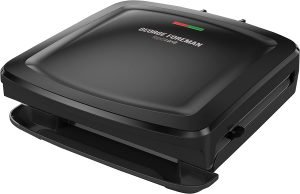 George Foreman Classic Plate Grill And Panini Press