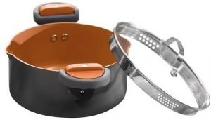 Gotham Steel 5 Quart Pasta Pot
