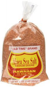 Hawaiian Alaea Red Salt