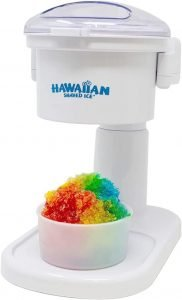 Hawaiian Shaved Ice Kid Friendly Snow Cone Machine