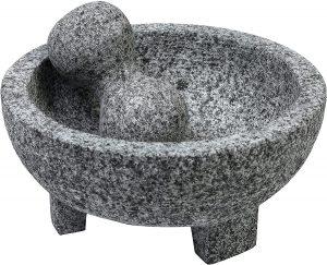 Imusa Usa Granite Molcajete Spice Grinder