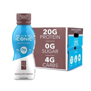 Iconic Grass Fed Meal Replacement Shakes
