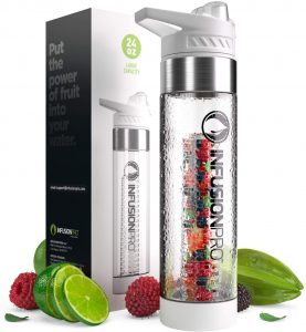 Infusion Pro Fruit Infused Water Bottle