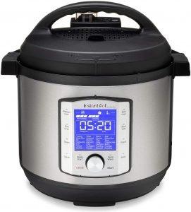 Instant Pot Duo Evo Plus Pressure Cooker