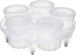 Instant Pot Yogurt Cups And Pressure Stabilizer