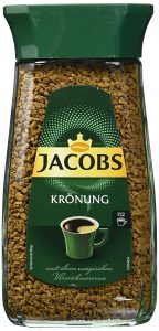 Jacobs Kronung Instant Coffee