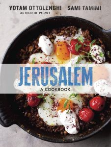 Jerusalem A Cookbook By Y. Ottolenghi And S.tamimi