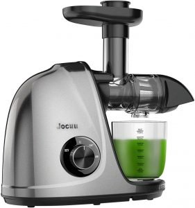 Jocuu Slow Masticating Juicer Extractor