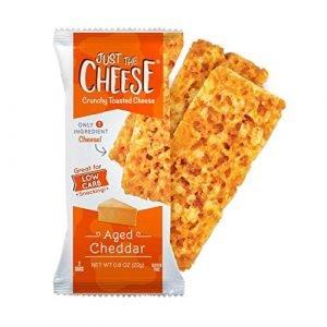 Just The Cheese Keto Bars