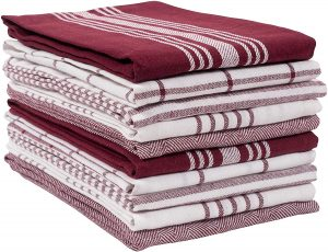 Kaf Home Soho Kitchen Dish Towel Set