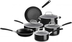 Kitchenaid Heavy Gauge Stainless Steel Nonstick Cookware Set