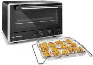 Kitchenaid Kco124bm Countertop Oven