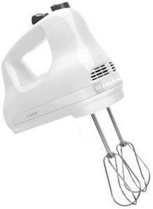 Kitchenaid Khm512wh Hand Mixer