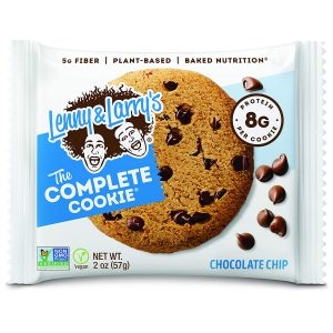Lenny & Larry Complete Cookie Snack