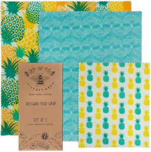 Lilybee Wrap Organic Cotton Bees Wax Wrappers