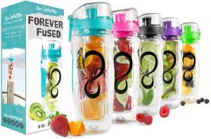Live Infinitely Water Bottle