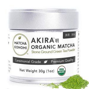 Matcha Konomi Akira Organic Ceremonial Matcha