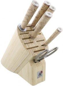 Miyabi Birchwood 7 Piece Knife Block Set
