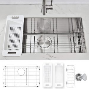 Modena Undermount Kitchen Sink