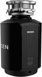 Moen Continuous Feed Garbage